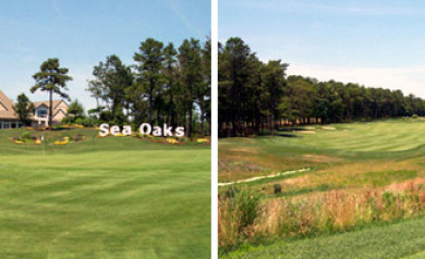 sea oaks country club