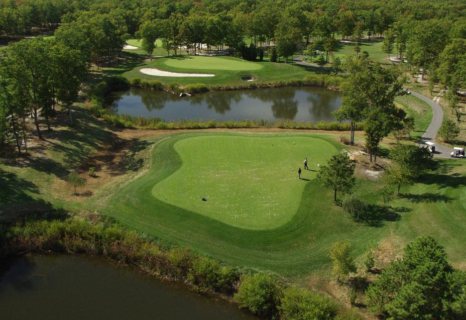 Atlantic City Golf >> Blue Heron Pines Golf Club | Atlantic City Golf Vacations